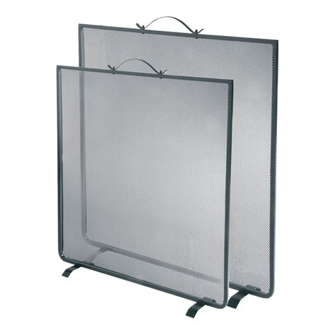 One Panel Fireplace Screen by 1 Panel Screen Stovax Accessories