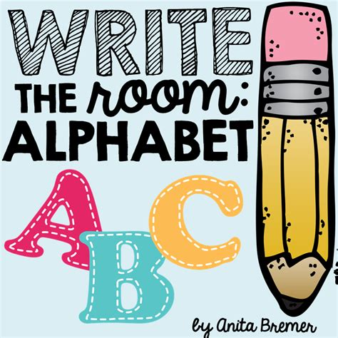 write the room mrs bremer s class free write the room pack and more literacy activities