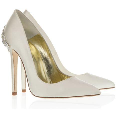 designer wedding bridal shoes freya rose freya rose bridal shoes the manhattan collection