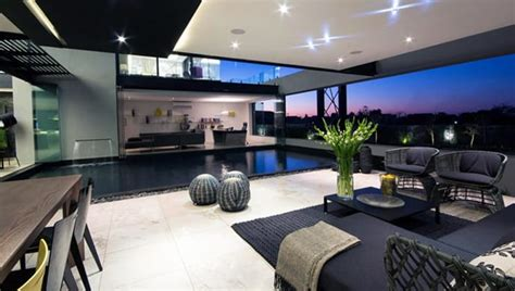 ultra modern luxury home in the heart of edmonton case house ber a modern luxury residence in midrand south africa