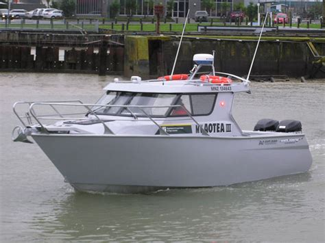aluminum boat builders aluminium work boat builders