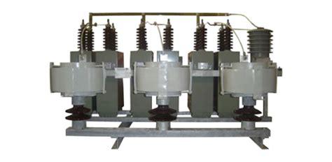 capacitor bank inrush reactor air current limiting reactors