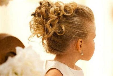 20 Magnifiques Coiffure de Mariage pour Petites filles   Coiffure simple et facile
