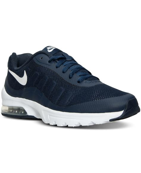 nike air max sneakers for nike s air max invigor running sneakers from finish