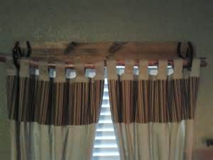 Curtains And Curtain Rods Best 25 Rustic Curtain Rods Ideas On Rustic Curtains Rustic Living Room Curtains