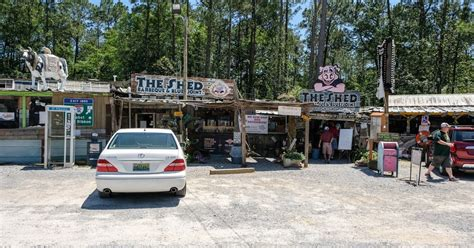 The Shed Bbq Destin Fl by The Shed Barbeque Blues Joint