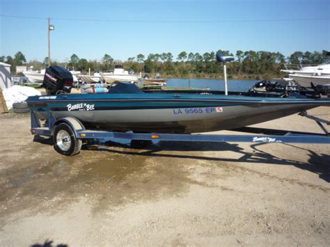 bumble bee bass boat used 1994 bumble bee boats 180 bass boat in hammond louisiana