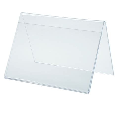 acrylic sign holders ad frames table tents displays