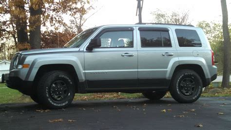 Jeep Patriot Tires And Rims Patriot Tire Combination Photographs Page 16 Jeep