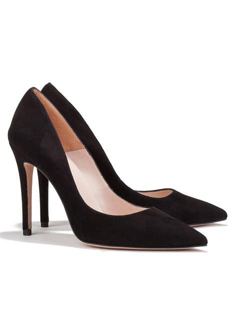 zapatos salon zapato de sal 243 n negro de tac 243 n alto tienda de zapatos