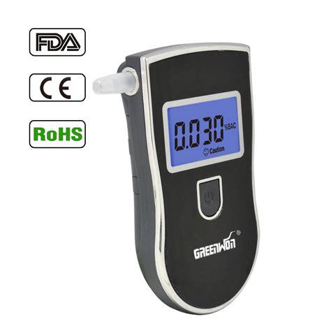 Tester Alkohol Detector Breathalyzer At 818 greenwon oem breathalyzer at818 digital breath tester breathalyser buy breathalyzer
