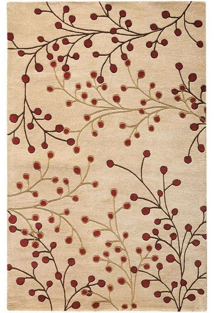 home decorator rugs springtime rug i white red modern rugs by home