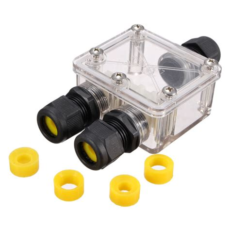 outside wire connectors aliexpress buy waterproof junction box outdoor