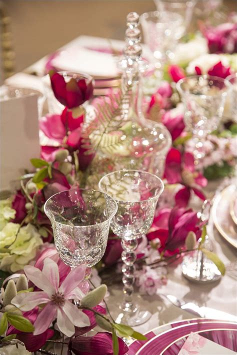 Wedding Gift Glassware by Wedding Table Ideas