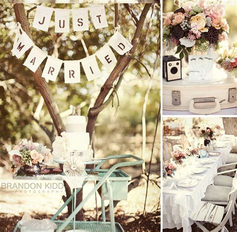 Vintage Backyard Wedding Ideas How To Plan A Vintage Wedding Vintage Vandalizm
