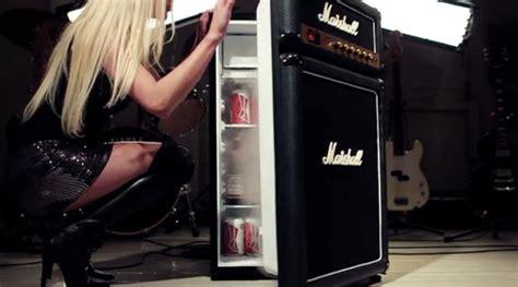Freezer Mini Asi mini nevera rockera marshall bricodecoracion