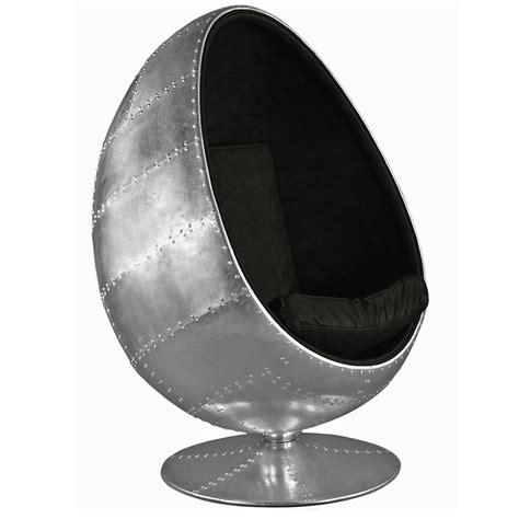 spitfire egg pod chair inspired  eero aarnio