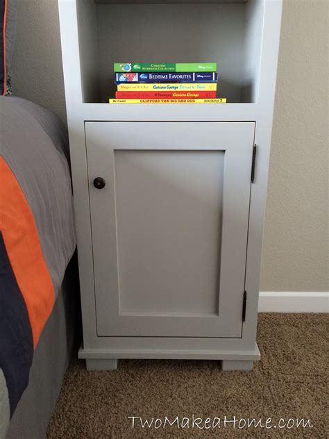 hometalk how to build bedroom storage towers