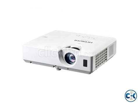 Proyektor Hitachi Cp Ex250 Hitachi Multimedia Projector Model Cp Ex250 Clickbd