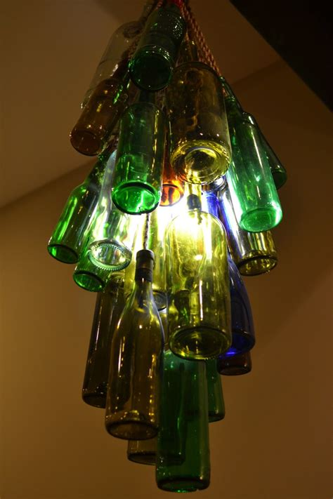 Bottle Chandelier Diy Wine Bottle Chandelier 13 Unique Diys Guide Patterns