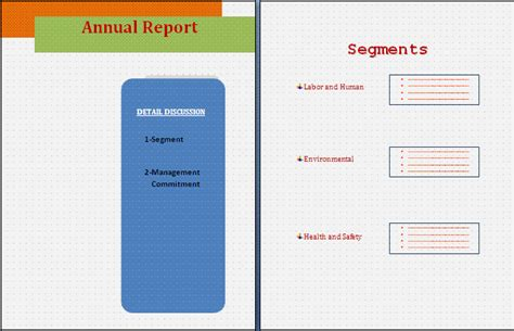 annual report template word annual report template free microsoft word templates