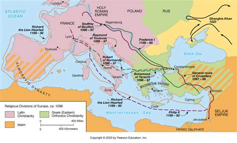 the third crusade map crusades map thinglink