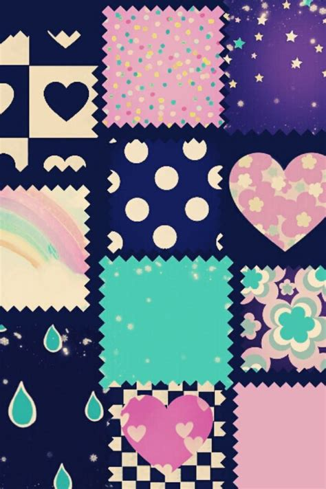 love pattern cute girly hd wallpaper  iphone  girly