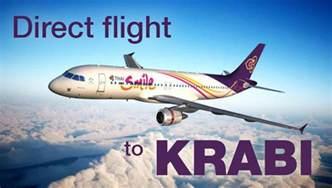 Direct Flights To Direct Flights To Krabi Thailand