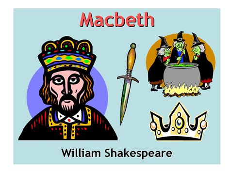 themes behind macbeth english teaching resources plans powerpoints and