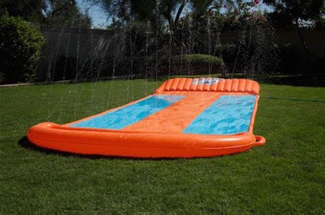 water slide toys r us sliding into summer the way a waterslide giveaway