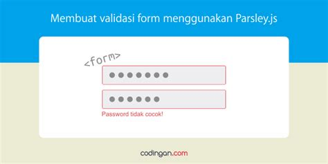 membuat form login javascript codingan tutorial pemrograman dan contoh source code