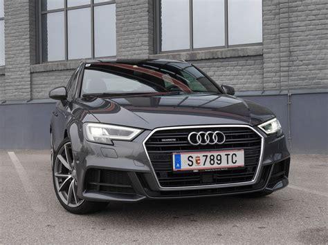 Audi A3 Sportback Quattro Test by Audi A3 Sportback 2 0 Tdi Quattro Testbericht Autoguru At