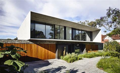 matt gibson architecture design a concrete house in interactive tour modern melbourne retreat wallpaper