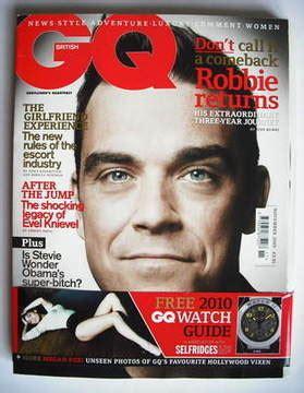 november 2009 sharefaith magazine gq magazine november 2009 robbie williams cover