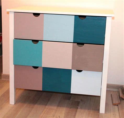 Une simple commode IKEA revisitée   DIY Relooking mobilier