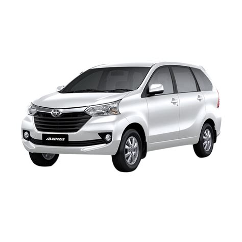 Toyota Grand New Avanza 1 3 E M T jual toyota grand new avanza 1 3 e m t mobil white