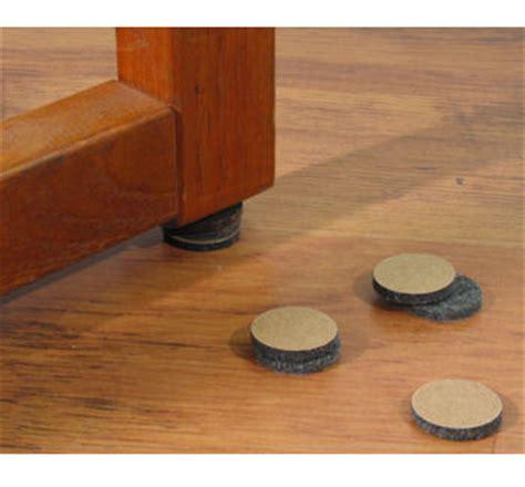 Floor Care: Safeglide Felt Floor Protectors   Self