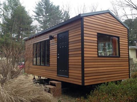 Chris Page S Minim Tiny House On Wheels Minim Tiny House
