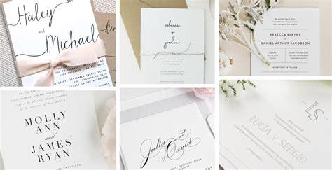 tendencias en invitaciones de boda para el 2018 laparaphernalia tendencias en invitaciones de boda 2018 ideas y novedades