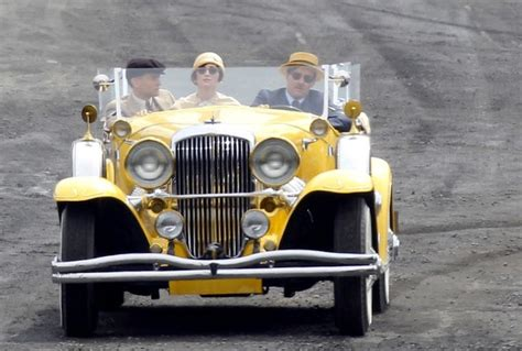 yellow rolls royce great gatsby 1920 s car from the great gatsby can we get one