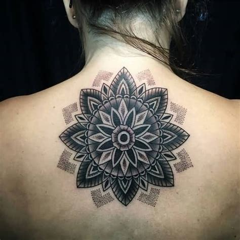 tattoo mandala cover up 35 attractive mandala flower tattoo design truetattoos