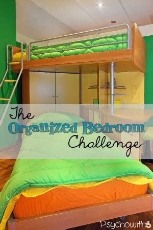 organized bedroom the organized kitchen challenge psychowith6