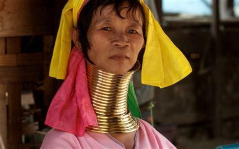 imagenes mujeres jirafa chiang mai archives