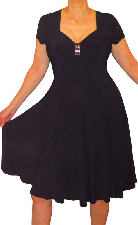 kz2 funfash plus size clothing for slimming black