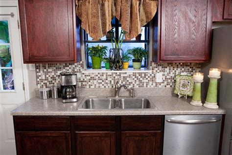 diy backsplash kit diy network backsplash kit by freshome com interior