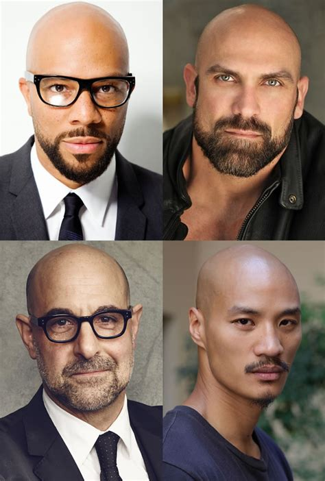 do bangs look better for balding hair why you should embrace male baldness and how to do it