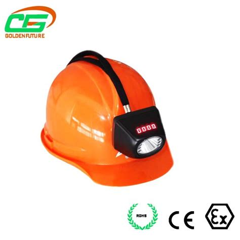 Cordless Miners Cap L by Underground Safety Explosion Proof Led Mining Cordless Cap