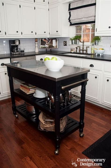 Small Space Kitchen Island Ideas Kitchen Island Ideas For Small Spaces