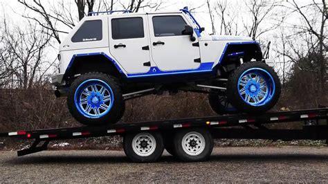 turbo jeep all hustle motorsports turbo cummins jeep