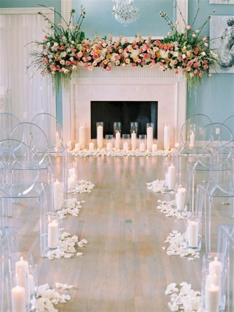 32 DIY Wedding Arbors, Altars & Aisles   DIY